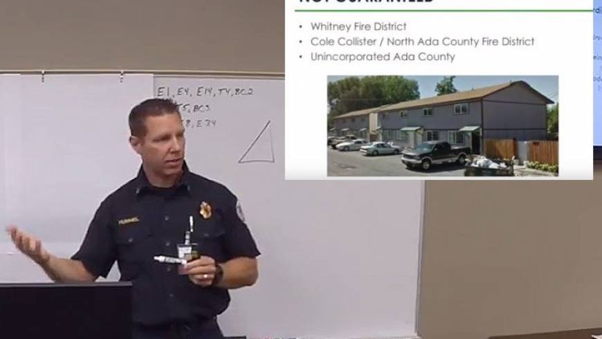 Multifamily Dwelling Fires Training
