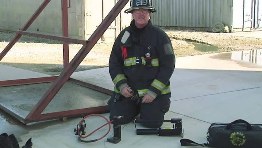 Hydraulic Forcible Entry Tools