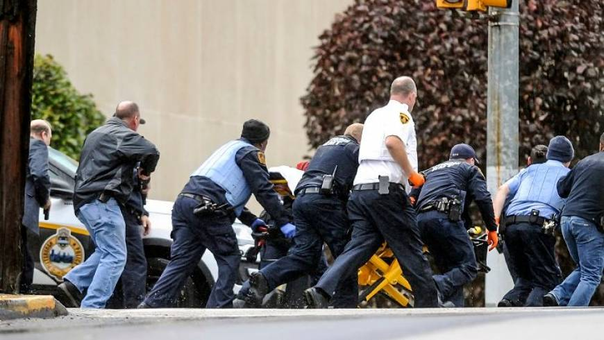 At Least 10 Dead in Pittsburgh Synagogue Shooting