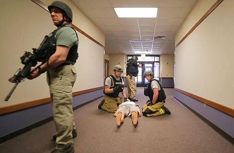 Training Minutes: Rescue Task Force