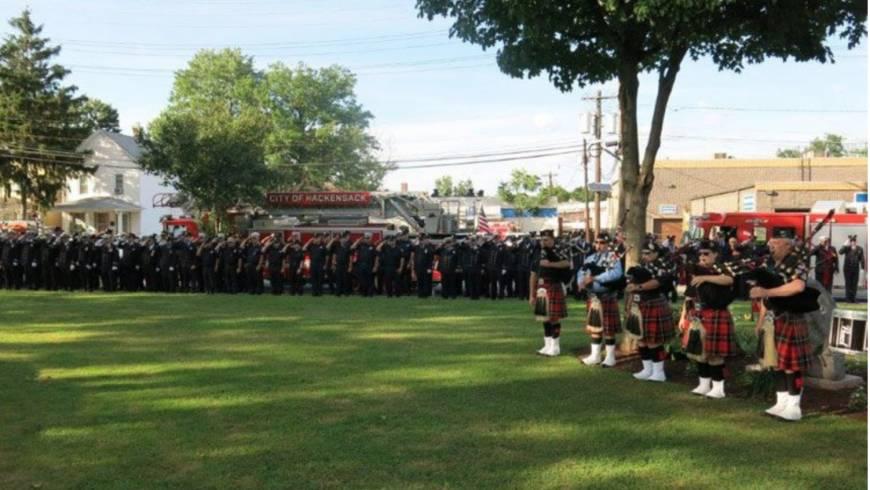 Honoring the Fallen in Hackensack