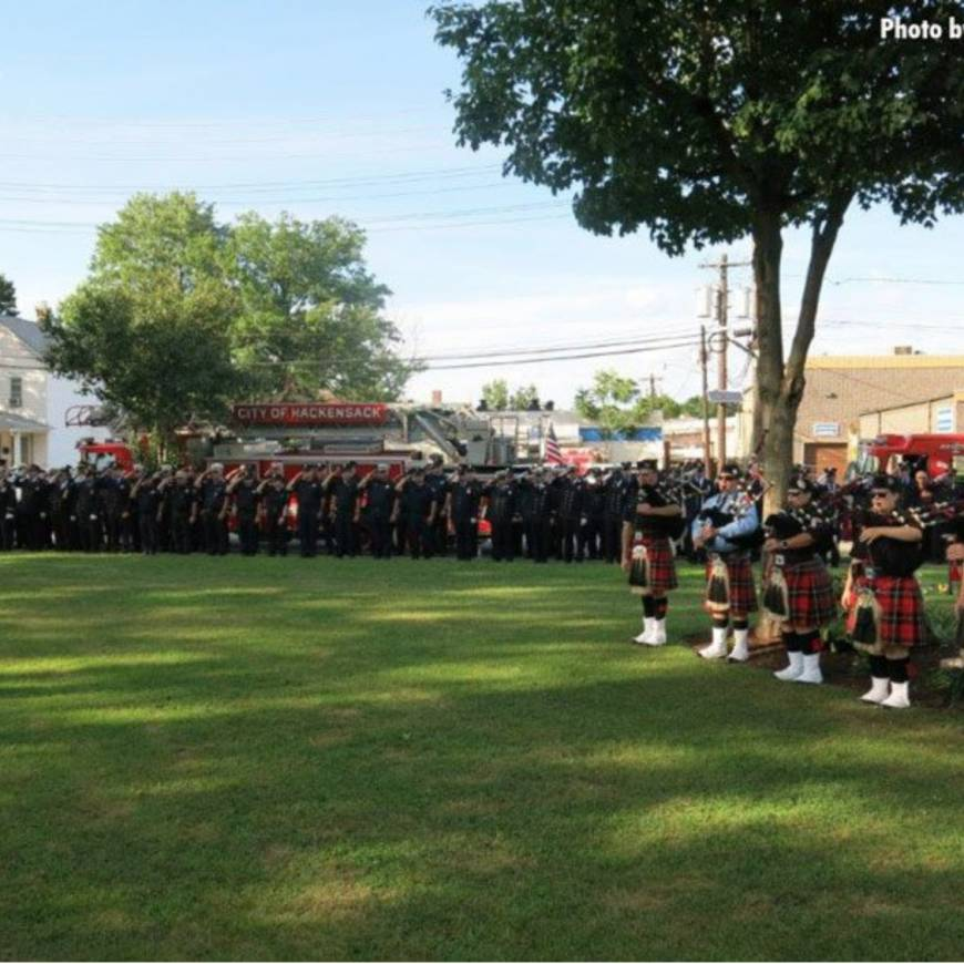 Honoring the Fallen in Hackensack