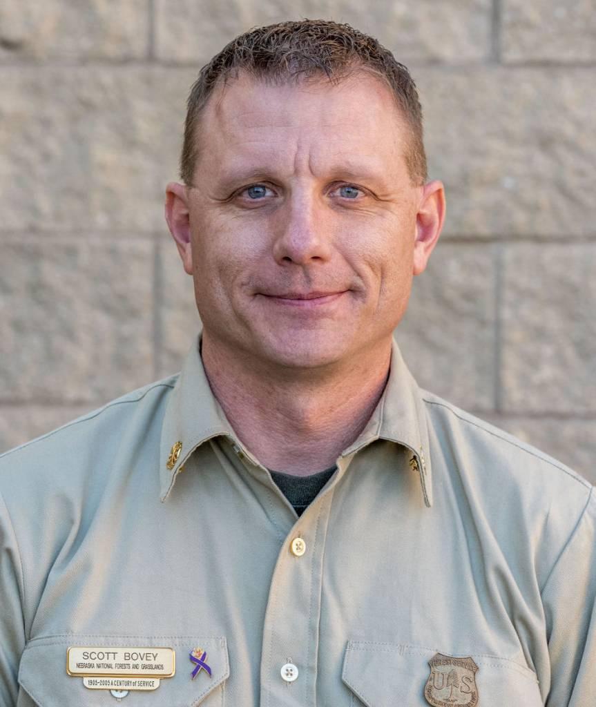 Scott Bovey, U.S. Forest Service