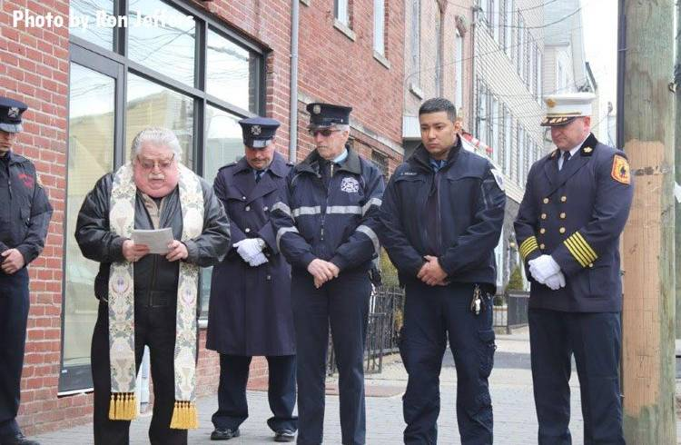 Jersey City Fire Hero Remembered on 25th Anniversary of Sacrifice