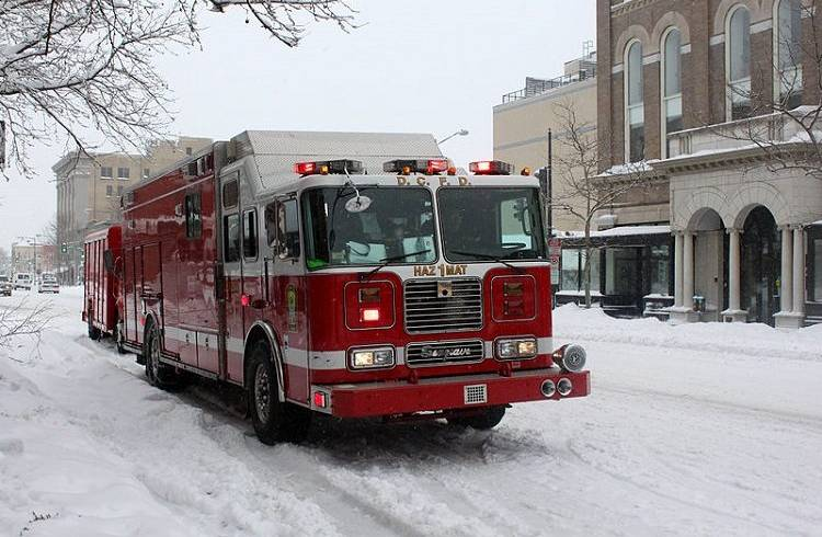 Rural Connections: A Rescue Through the Snow