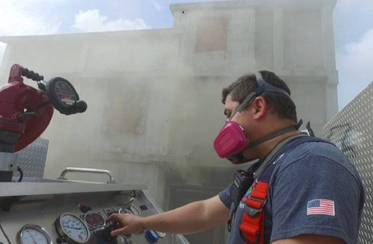 Respiratory Protection in the Warm Zone