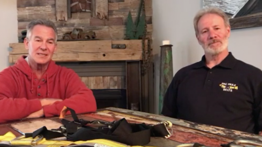 A Chat with PacMuleBelts.com Owners