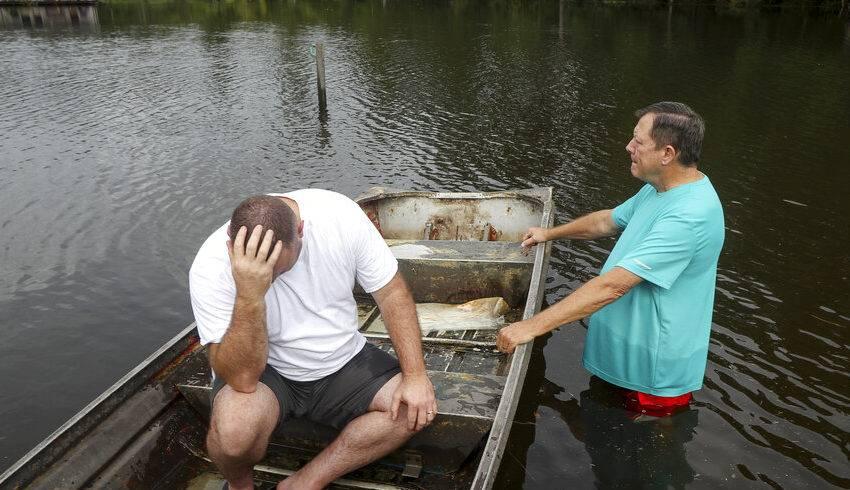 Houston Area Sees Relief