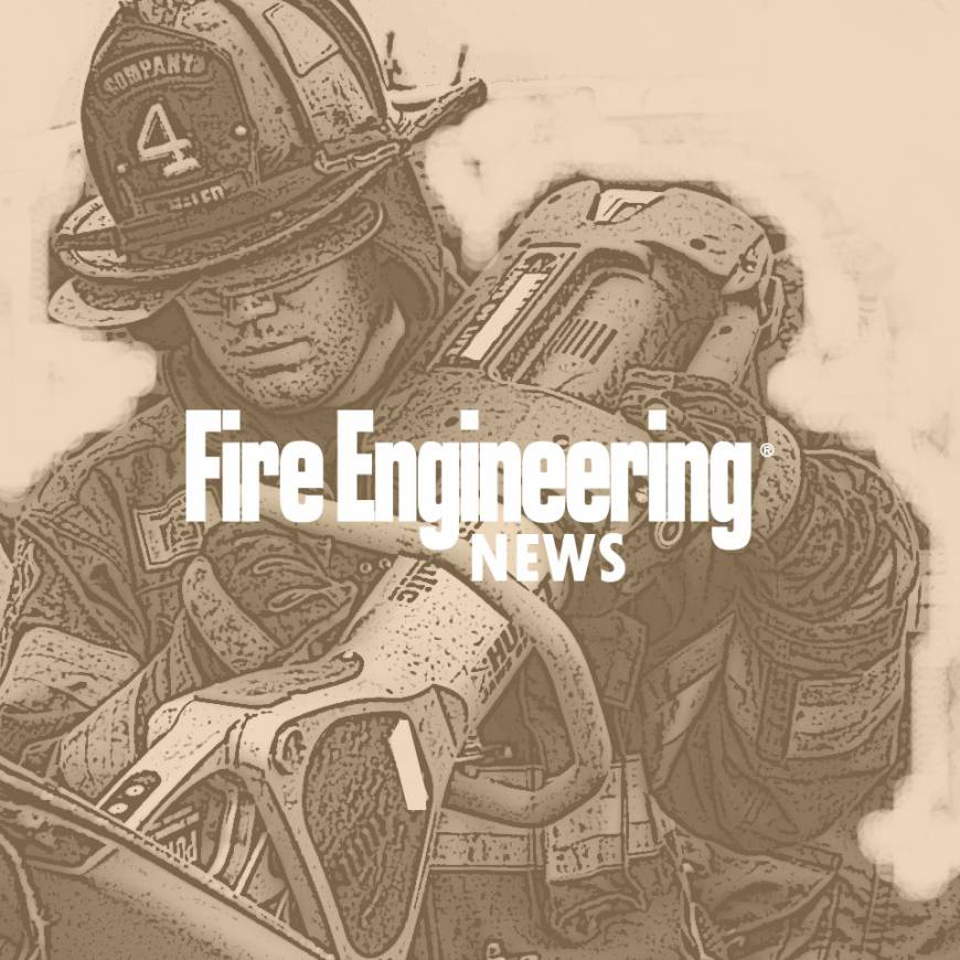 Firefighters Track Down, Douse Fire