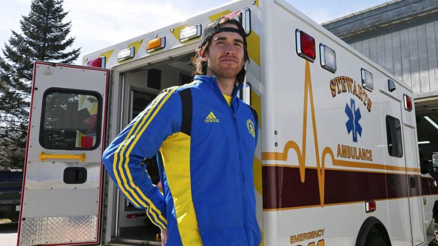 Boston Marathon Bombing Survivor Talks PTSD