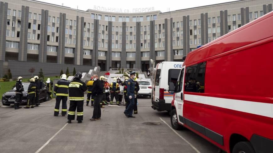 Fire at Hospital in Russia Kills Five Coronavirus Patients