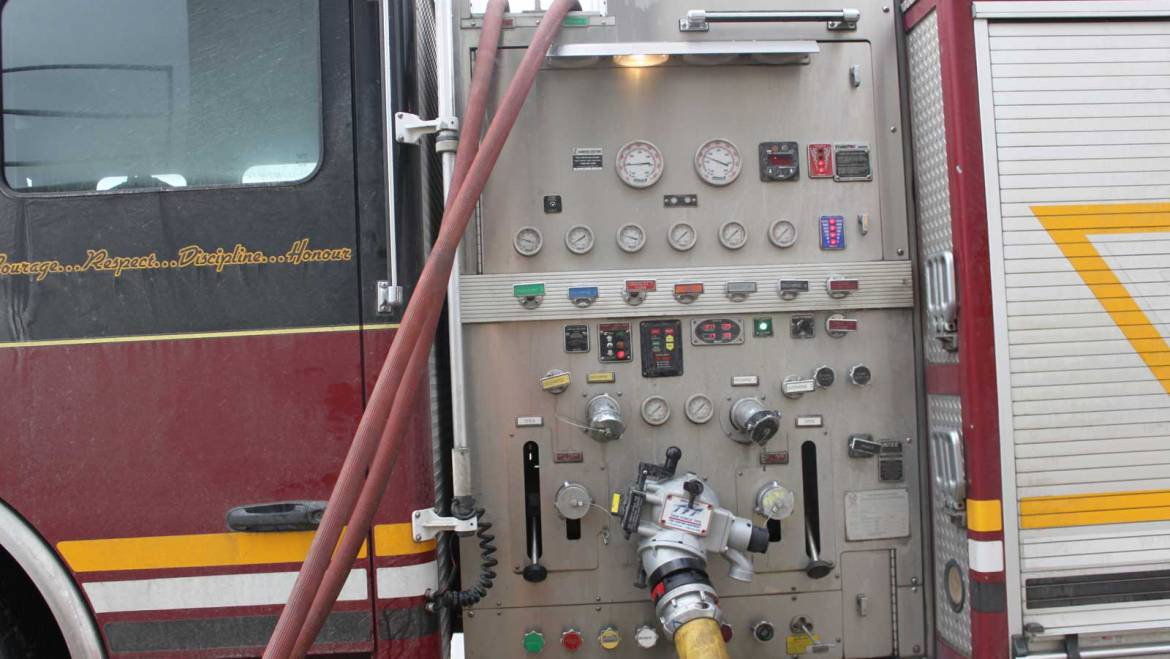 Firefighting Basics: Getting Water to and on the Fire, Part 3