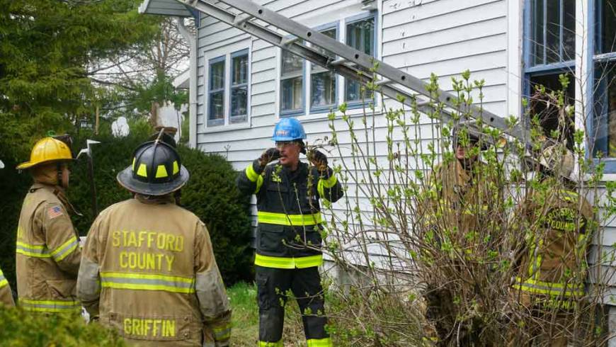 Firefighter Training Paradigm Shift from COVID-19