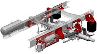 Reyco Granning's TransportMaster® Suspension System